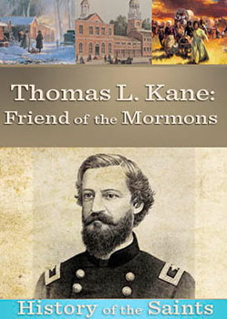 In 1846, when it seemed the LDS had few friends outside their own ranks there came a stranger from the east into their camps on the Missouri River. His name was Thomas L. Kane. He came to help recruit the Mormon Battalion, witness the Mormon exodus and to make a name for himself. During his time with them he became convinced that they were a mistreated and a suffering people, worthy of his help. And thus began a powerful friendship that would span nearly 4 decades.