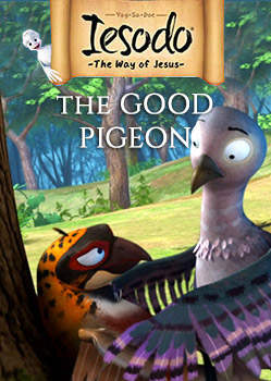 Iesodo shares the story of the Good Pigeon, who, although reviled, selflessly comes to the aid of Sandy the Partridge in a true act of kindness.