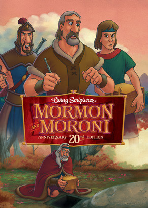 Mormon & Moroni