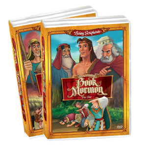 Animated Book of Mormon DVDs