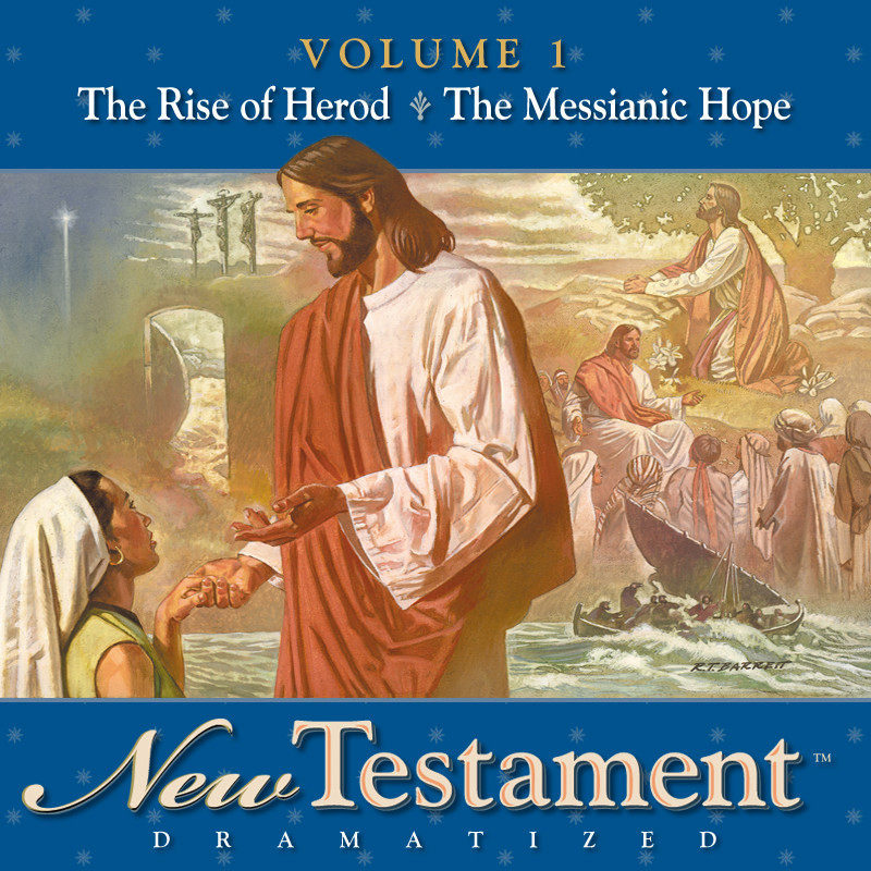 The Dramatized New Testament Audio Stories
