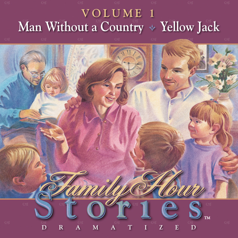 The Family Hour Stories Audio Collection