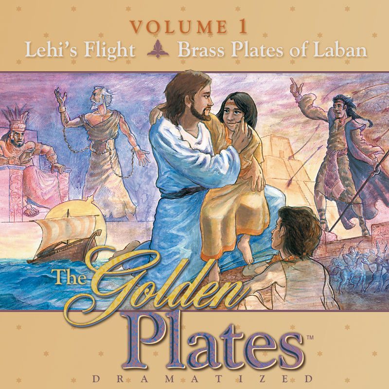 Dramatized Golden Plates