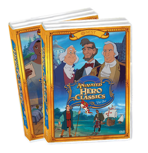 Animated Hero Classics Video Series