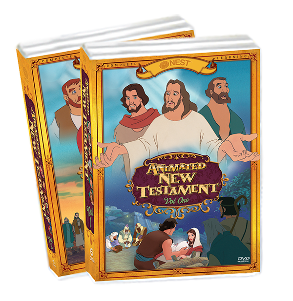 Animated New Testament Video Series