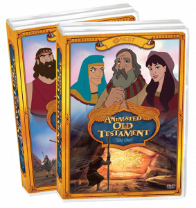 Animated Old Testament Video Series