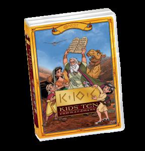 Kids 10 Commandments Multipack