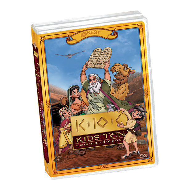 Kids 10 Commandments Multipack