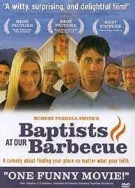 Baptists and our Barbeque