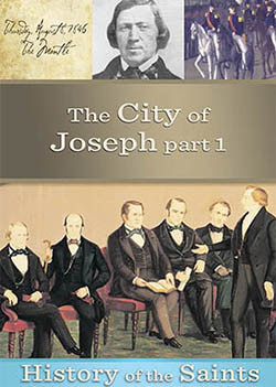The City of Joseph Part 1