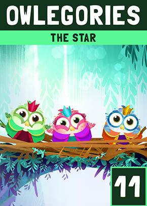 Owlegories #11 - The Star