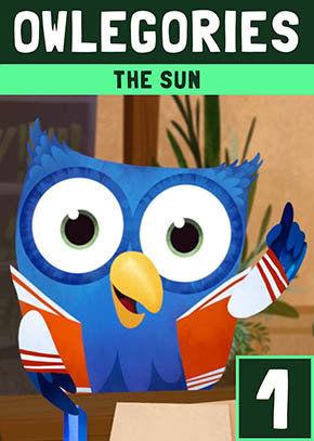 Owlegories #1 - The Sun