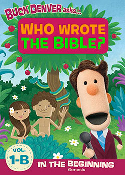 Buck and friends learn how God inspired people to write the Bible. They also learn how the first part of Genesis sets the stage for the rest of the Bible – and all of history!