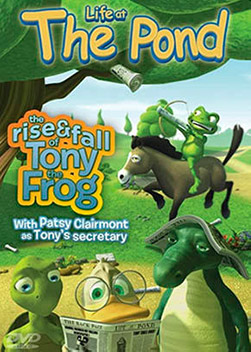 Tony the Frog turns a paper route into an empire in a lesson about idolatry - putting things above God. Tony's friends also learn the power of prayer and patience as they find they can't pull Tony out of this on wits alone.