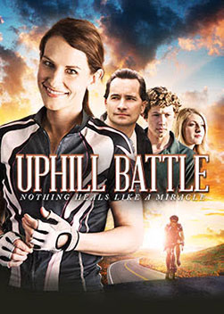 Uphill Battle is the inspiring story of hope and faith. Erica Stratton appears independent and strong, but while raising two teenagers struggles to free herself from the devastating memories of her broken marriage. Torn between her broken past and an unknown future, will Erica and her children find a way to heal?