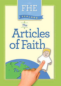 FHE Explore: The Articles of Faith | Join Zack and his sister, Zoey, as they explore each Article of Faith. Charming illustrations and animation bring the doctrine to life in a way that your family will understand and enjoy. Each episode makes a great FHE lesson!