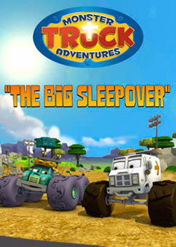 Sinker cannot go to Little Tow's sleepover because he wants to rest up for a rally with his family. But everyone else doesn't listen to Big Wheelie's orders, telling everyone to rest up before the rally. The following day after the sleepover, everyone gets tired. The trucks learn that resting up before a race is very important.