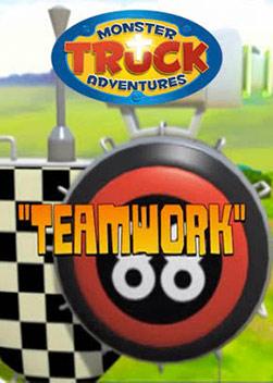 Monster Truck Adventures: Teamwork