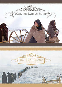 Walk the Path of Faith/Light Up the Land