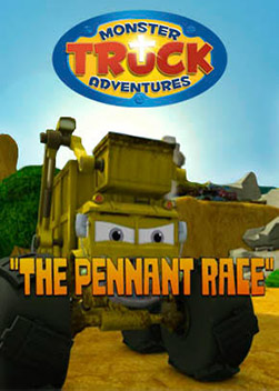 Monster Truck Adventures: The Pennant Race