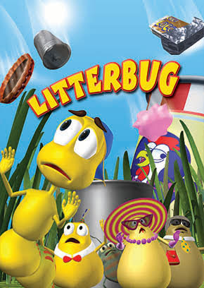 Carlos the Caterpillar: Litterbug