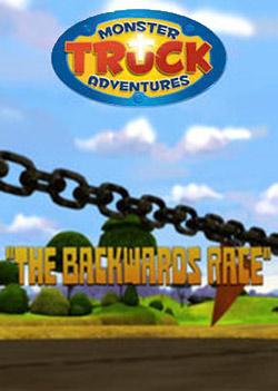MTA -backwardsMonster Truck Adventures: The Backwards Race