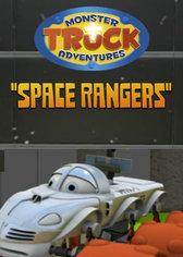 Monster Truck Adventures: Space Rangers