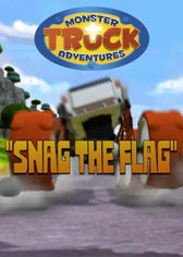 Monster Truck Adventures: Snag the Flag