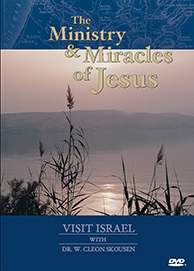 Visit Israel: The Ministry and Miracles of Jesus