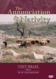 Visit Israel: The Annunciation & Nativity