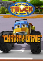 Monster Truck Adventures: Charity Drive