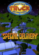 Monster Truck Adventures: Special Delivery