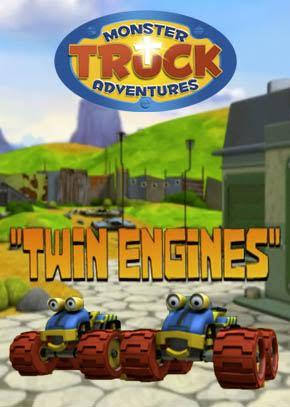Monster Truck Adventures: Twin Engines