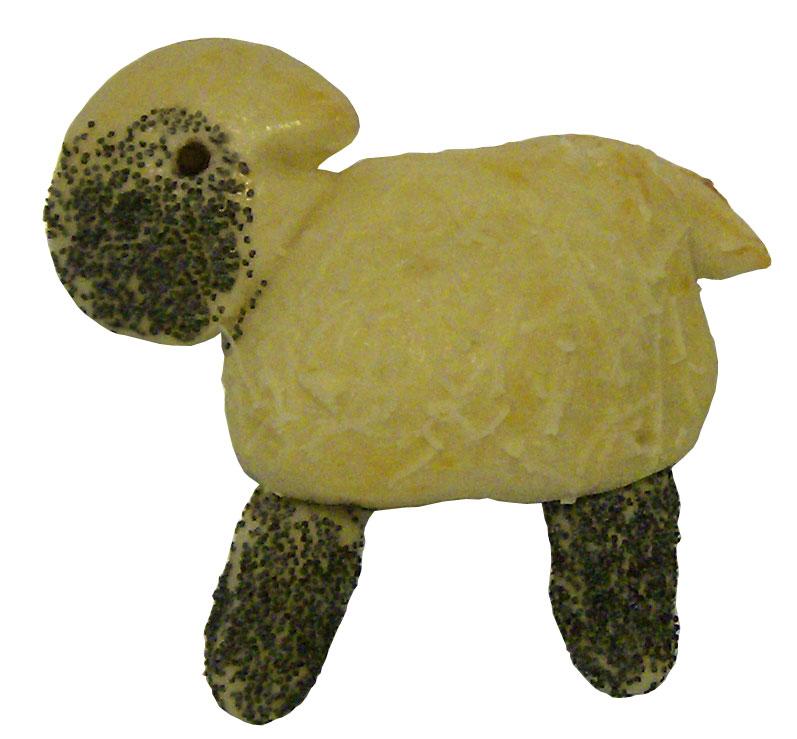 Sheep Shaped Rolls