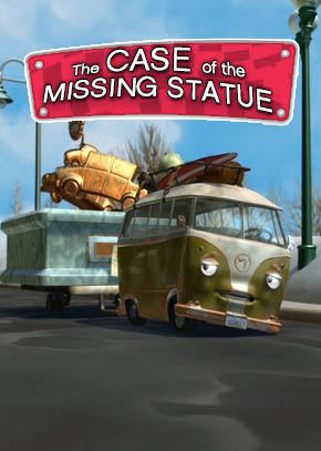 Auto-B-Good: The Missing Statue