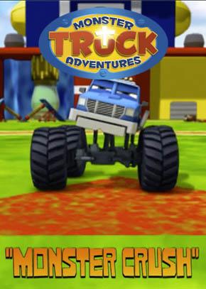 Monster Truck Adventures: Monster Crush