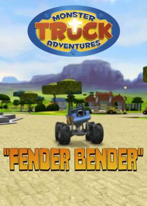 Monster Truck Adventures: Fender Bender
