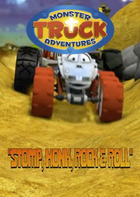 Monster Truck Adventures: Stomp