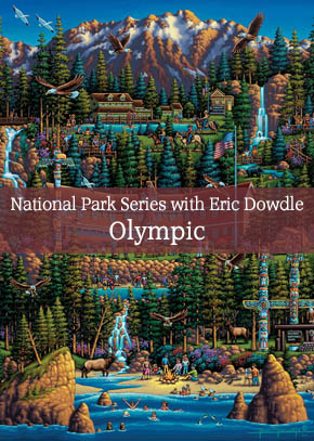 National Park Series with Eric Dowdle: Olympic