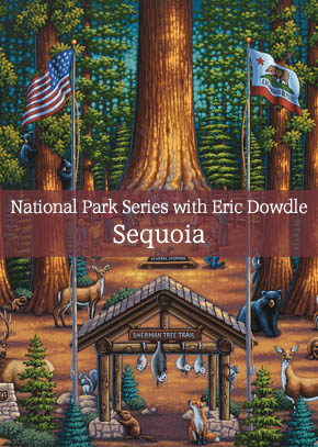 National Park Series with Eric Dowdle: Sequoia