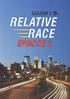 Relative Race: Season 1 Episode 11