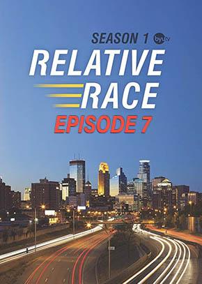 Relative Race: Season 1 Episode 7