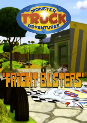 Monster Truck Adventures: Fright Busters