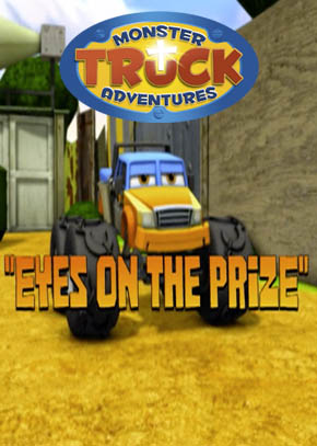 Monster Truck Adventures: Eyes on the Prize