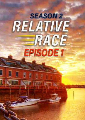 Relative Race Season 2: Episode 1
