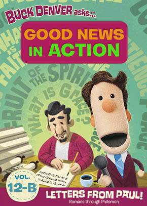 What's in the Bible: Good News in Action