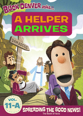 What's in the Bible: A Helper Arrives