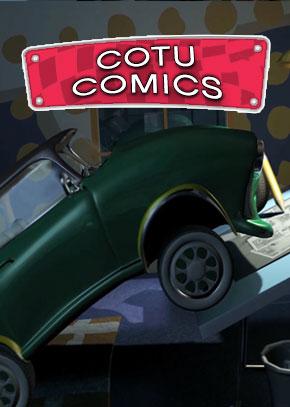 Auto-B-Good: Cotu Comics