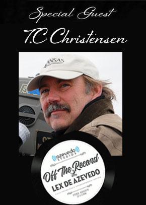Off the Record with Lex De Azvedo: TC Christensen