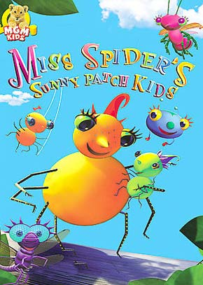 Miss Spider's Sunny Patch Kids Special